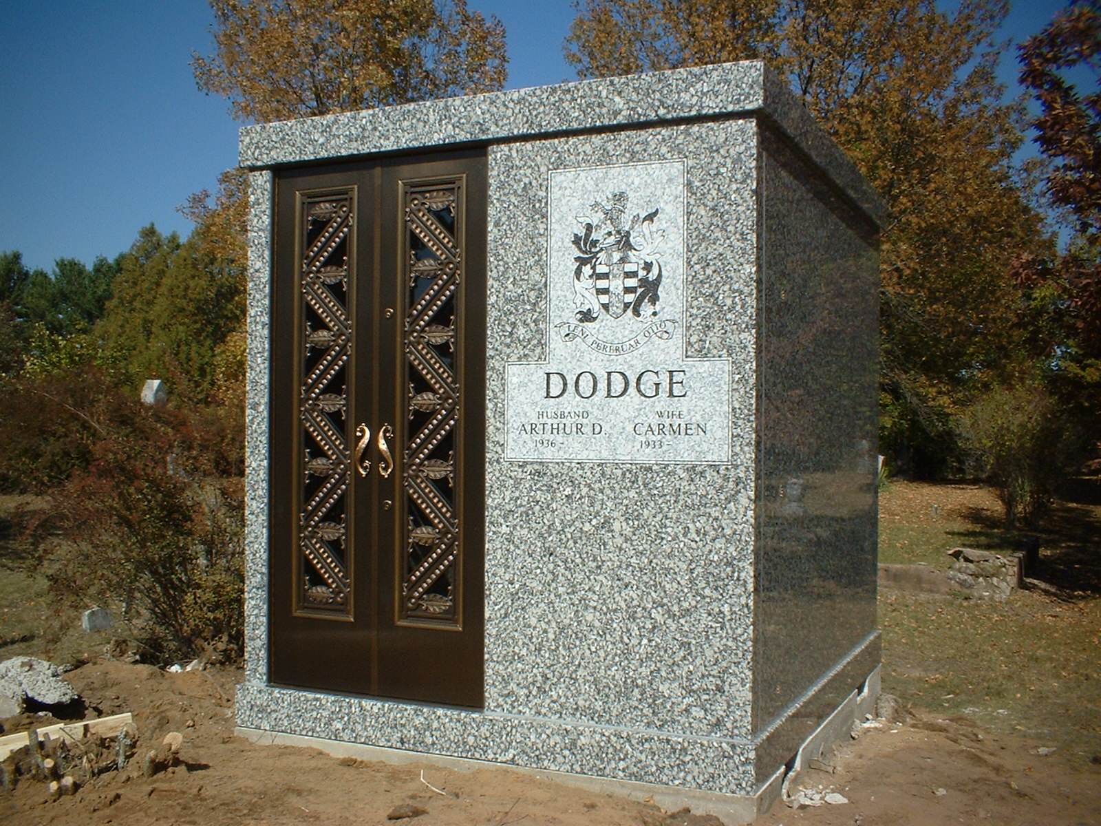 Dodge Mausoleum