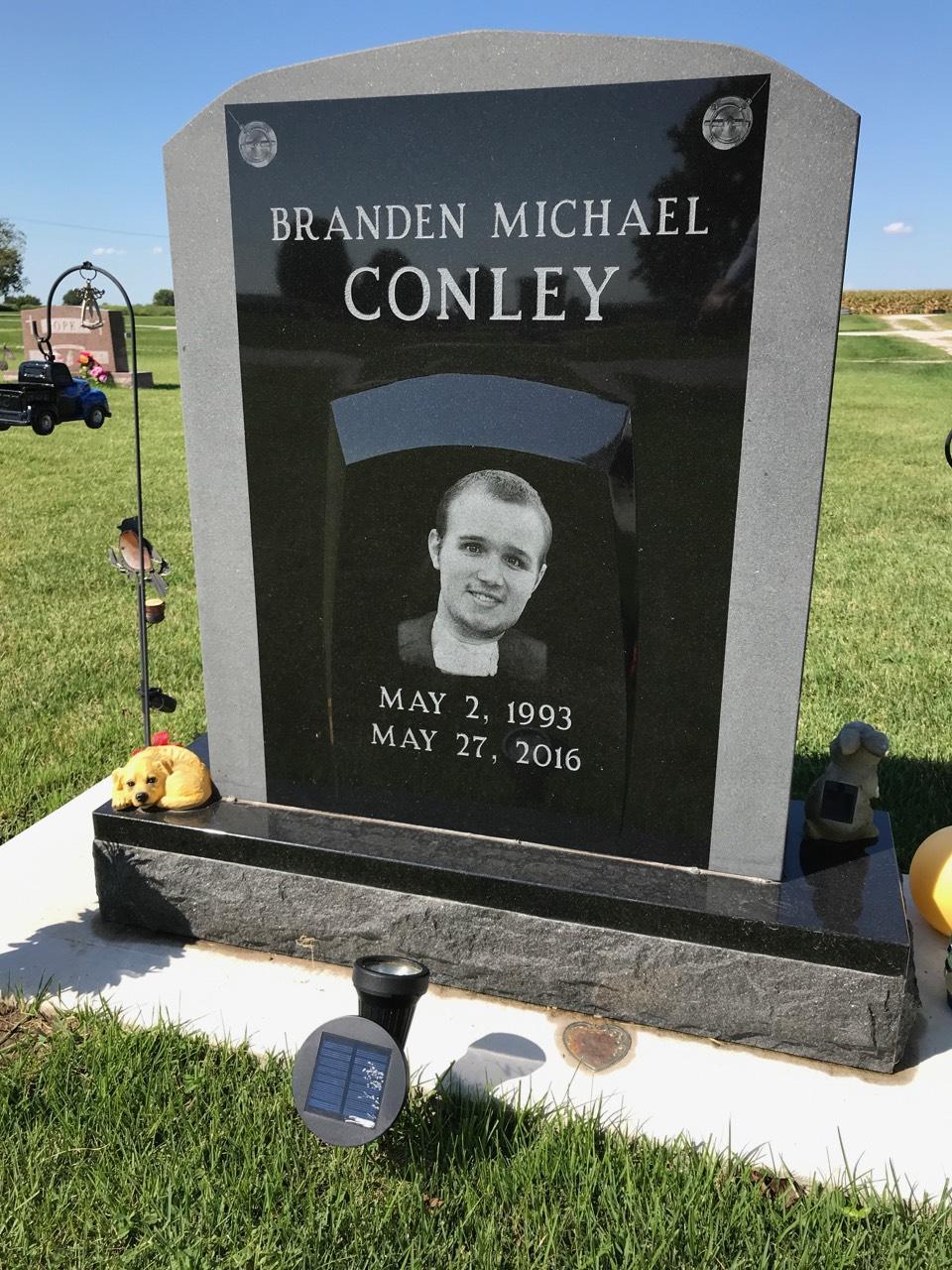 Conley Monument