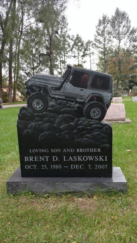 Laskowski Jeep Monument
