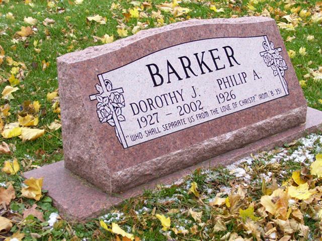 Barker Slant