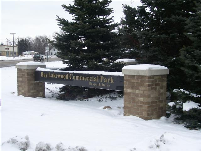 Commercial Sign – Park