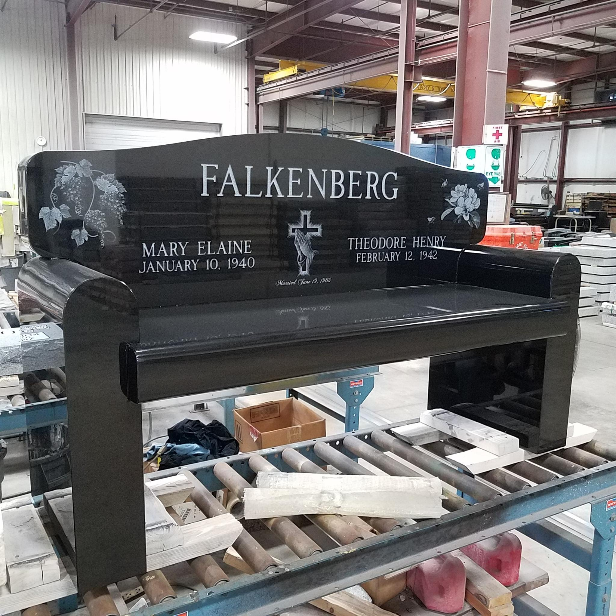 Falkenberg Sofa Bench