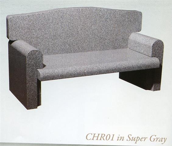 Blank Sofa Bench 2