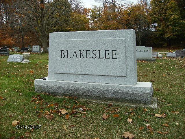 Blakeslee Tablet