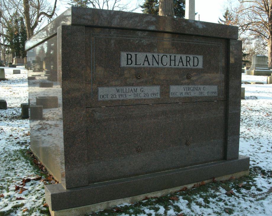 Blanchard Mausoleum