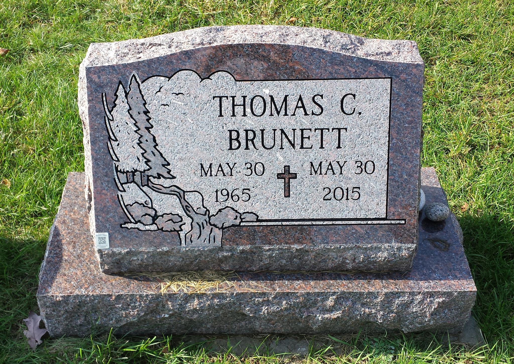 Brunett Slant