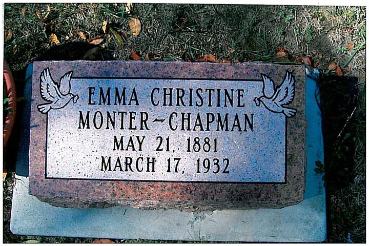 Monter-Chapman Bevel