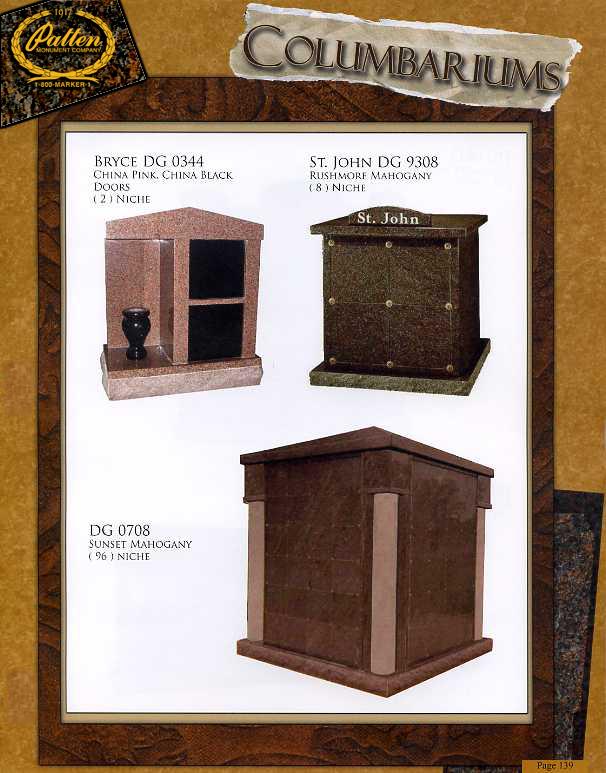 Cremation Columnbarium 1