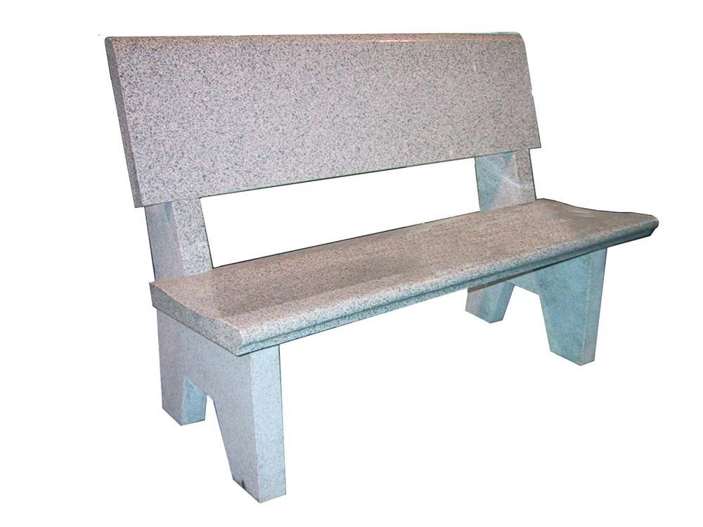 Blank Park Bench 2