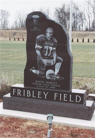 Sports – Fribley Field