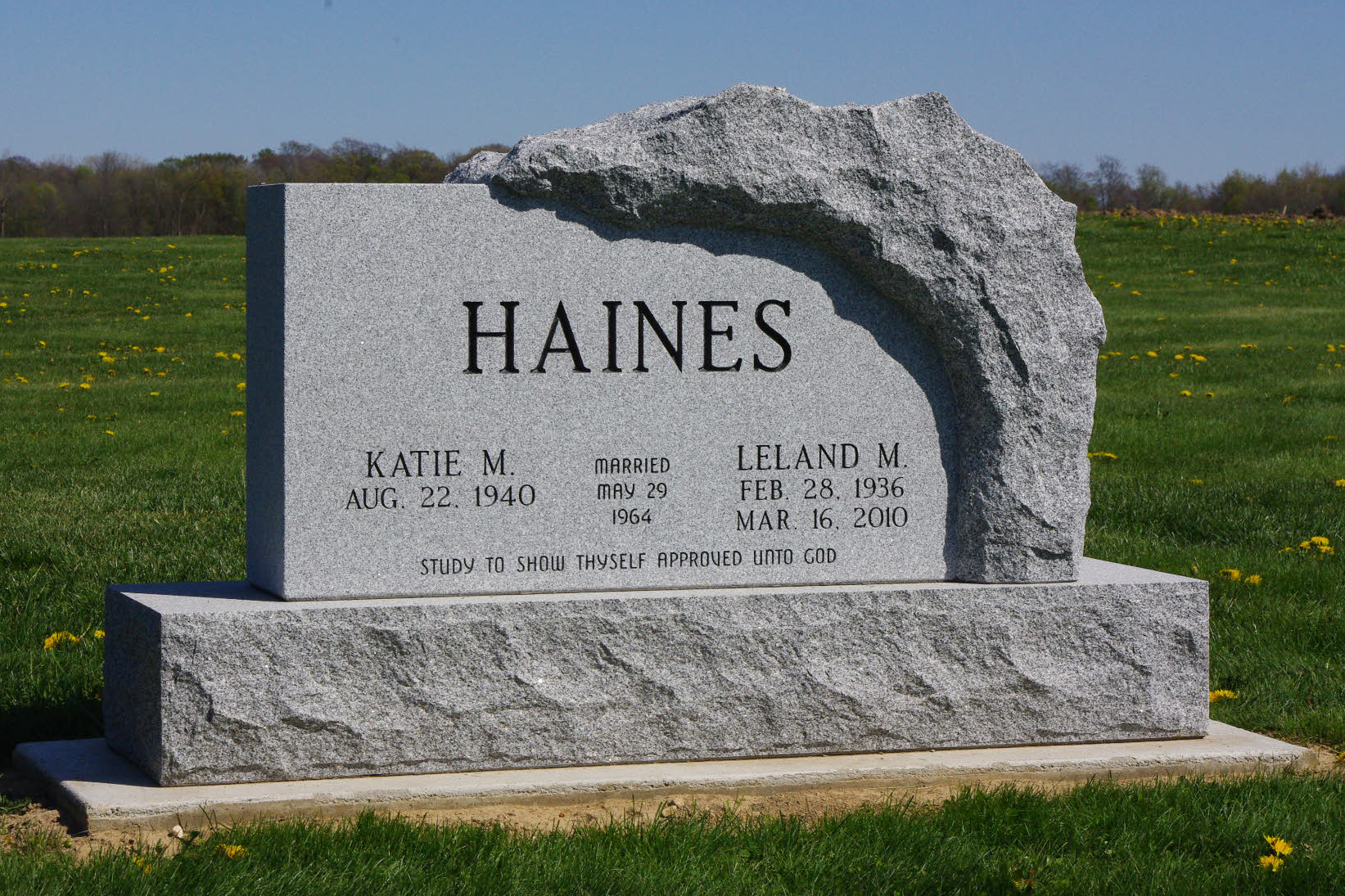 Haines Tablet