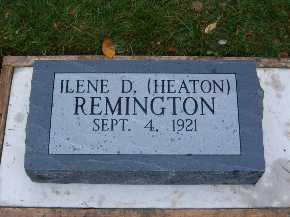 Remington Marker