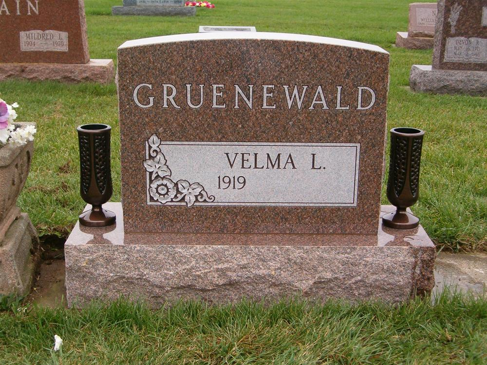 Gruenewald Tablet