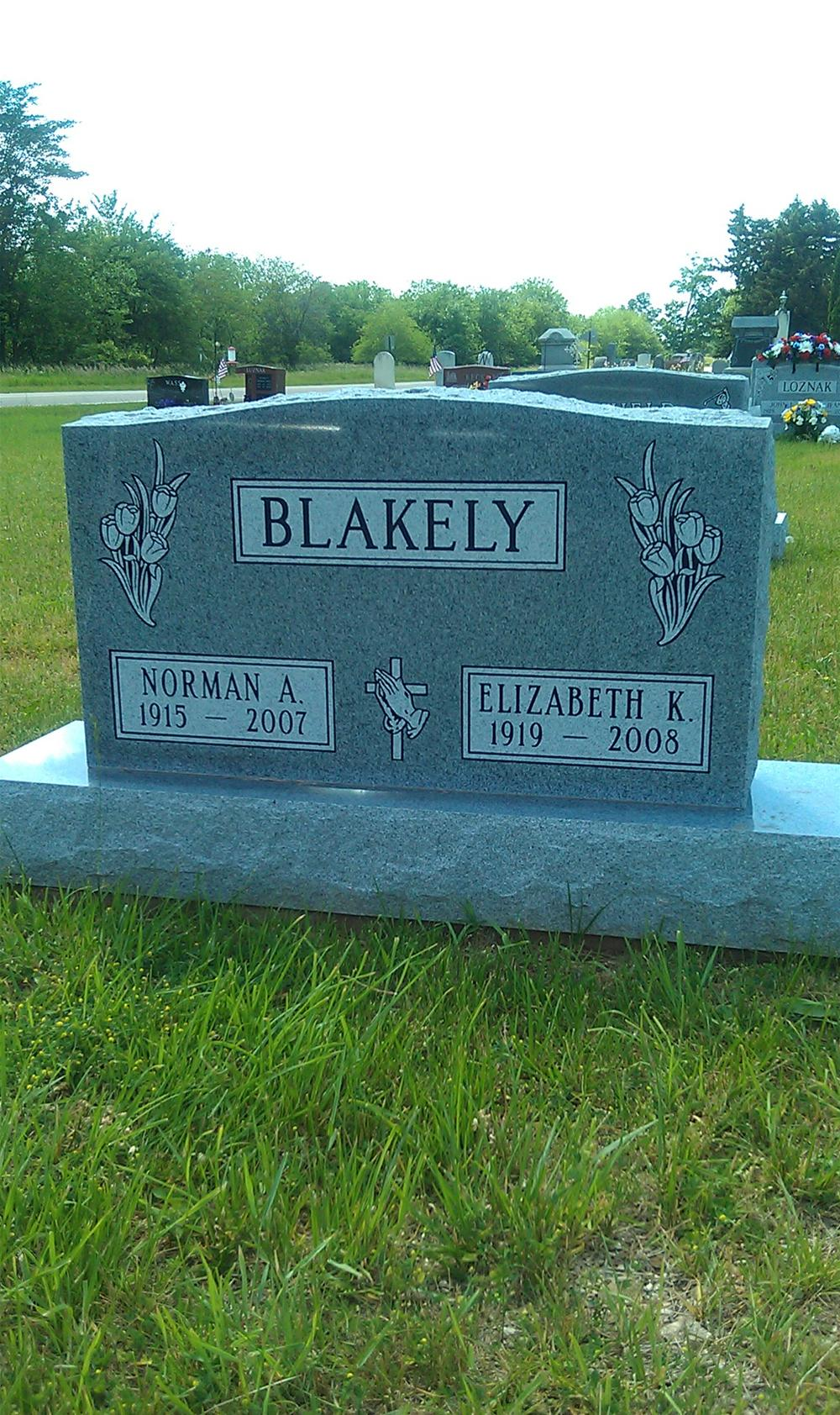 Blakely Tablet