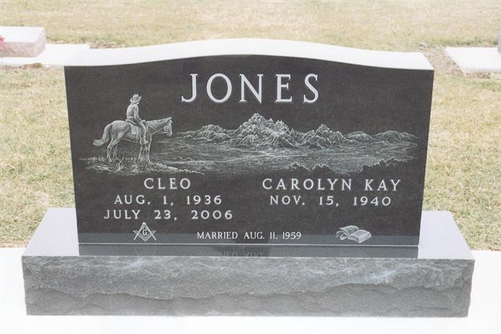 Jones Tablet