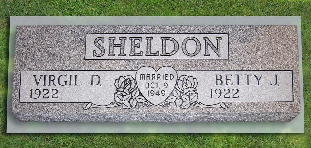 Sheldon Flush Marker