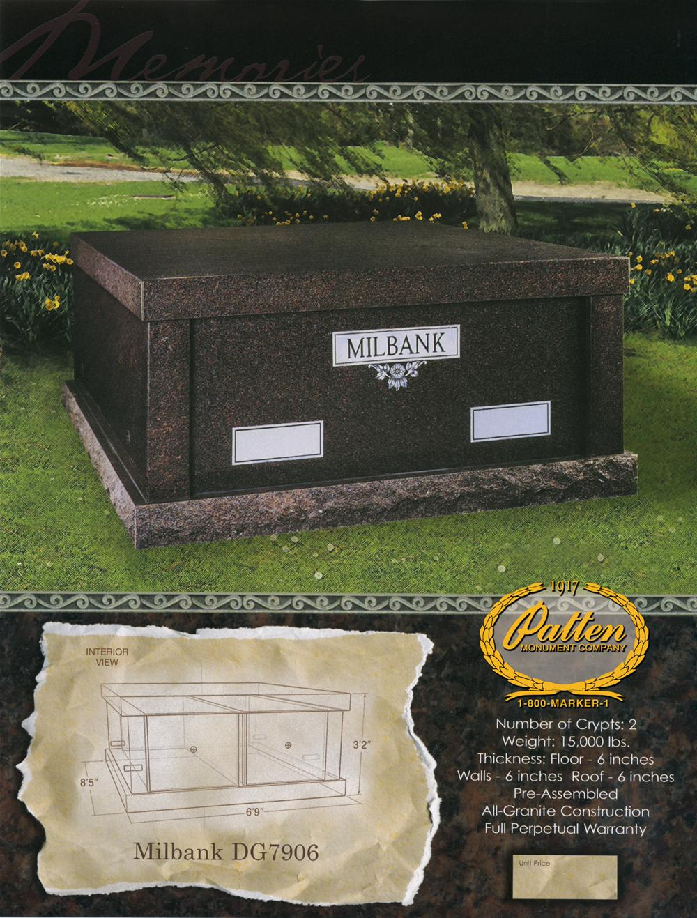 Double Mausoleum 1