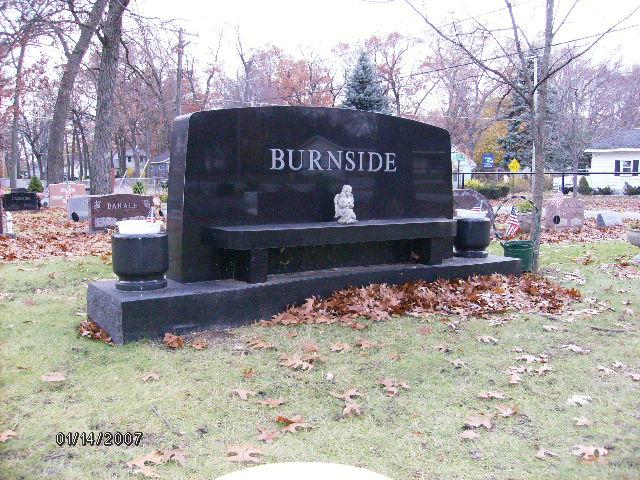 Burnside Tablet Bench
