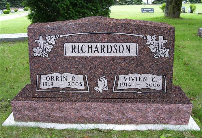 Richardson Tablet