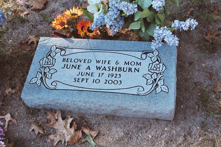 Washburn Flush Marker